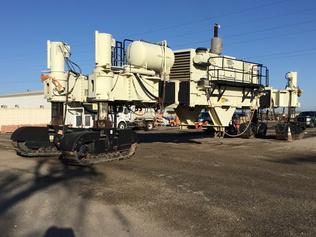 Concrete Paving Equipment