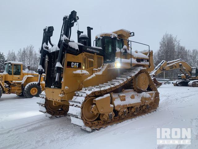 2005 Cat D11R Crawler Dozer, Crawler Tractor