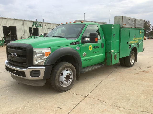 Serviceutility Trucks For Sale Ironplanet