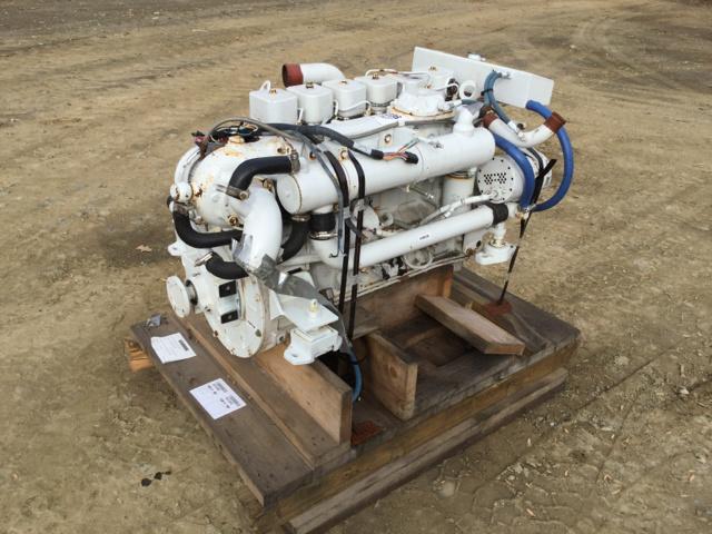 Cummins Marine Engine