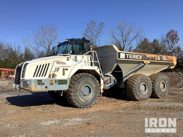 2013 Terex TA400 Articulated Dump Truck, Articulated Dump Truck