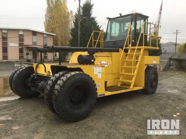 Taylor TECSP157/8 Container Handler, Container Handler