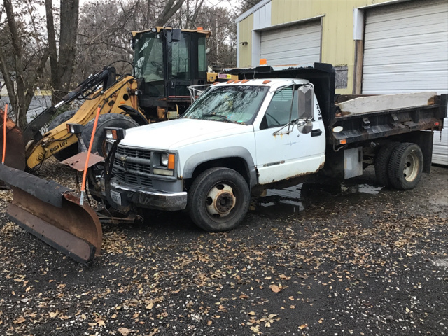 Plow Trucks For Sale >> Snow Plow Trucks For Sale Ironplanet