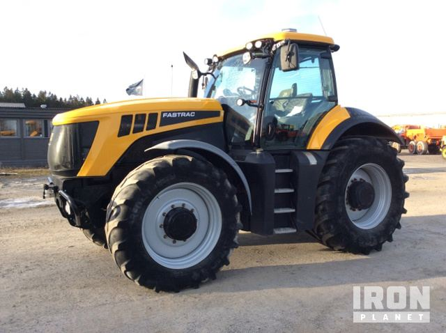2013 JCB Fastrac 8310 4WD Tractor, MFWD Tractor