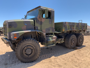 7 Ton Cargo Trucks