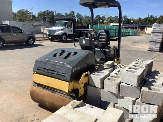 Bomag BW120AD-3 Vibratory Double Drum Roller, Parts/Stationary Construction-Other