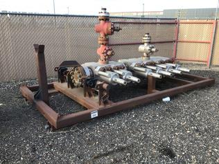 Equipos de perforación de petróleo y gas