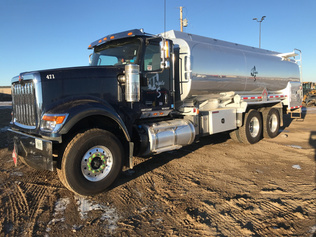 Fuel & Lube Trucks