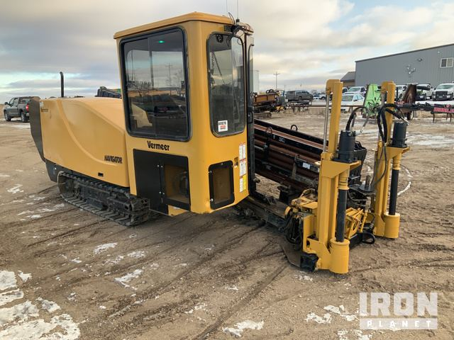 2012 Vermeer D36X50 Series II Directional Drill, Directional Drill