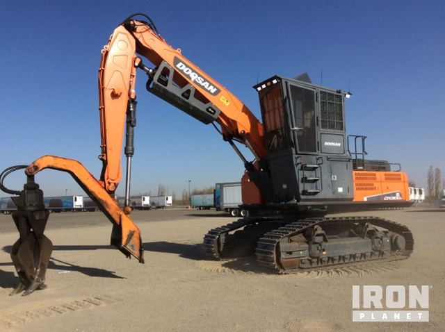 2015 Doosan DX300LL-5 Log Loader, Log Loader