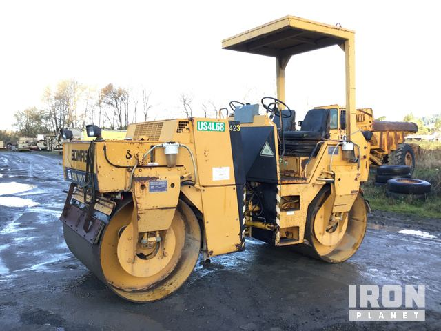 Bomag BW141AD Double Drum Roller, Tandem Roller