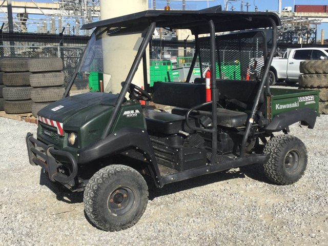 2016 Kawasaki 95z 7 Wheel Loader