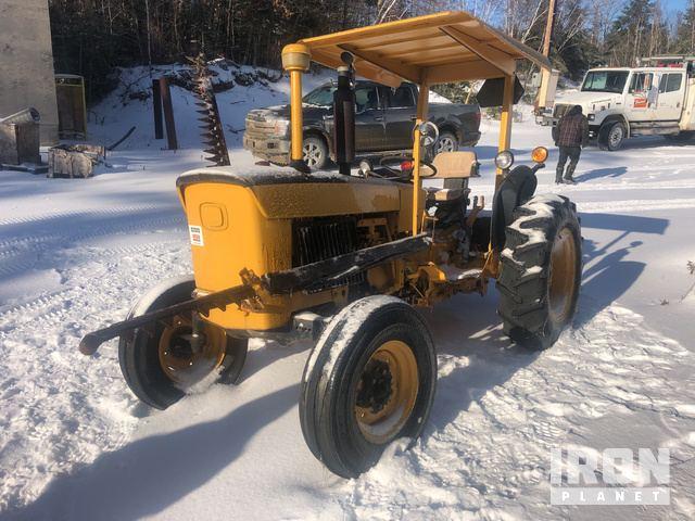 John Deere T4R1C 2WD Tractor, 2WD Tractor