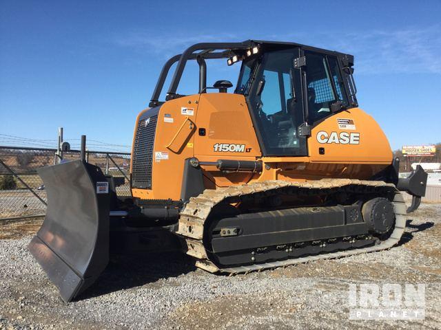 2017 Case 1150M LT Crawler Dozer - New, Crawler Tractor