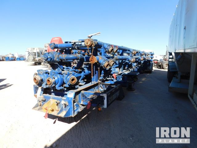 2012 Process Mfg Corp T/A Manifold Trailer, Miscellaneous Trailer - Other