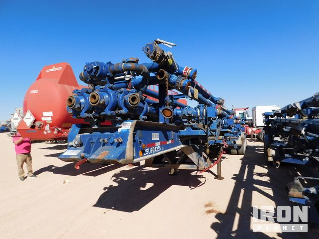 2005 Process Mfg Corp T/A Manifold Trailer, Miscellaneous Trailer - Other
