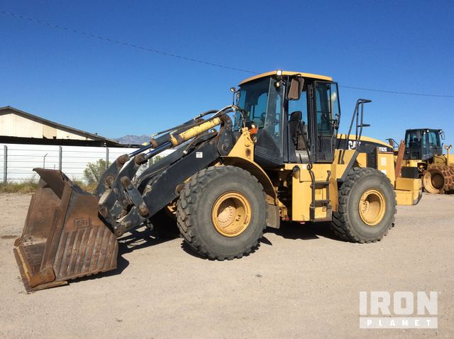 2005 Cat IT62 Tool Carrier, Integrated Tool Carrier
