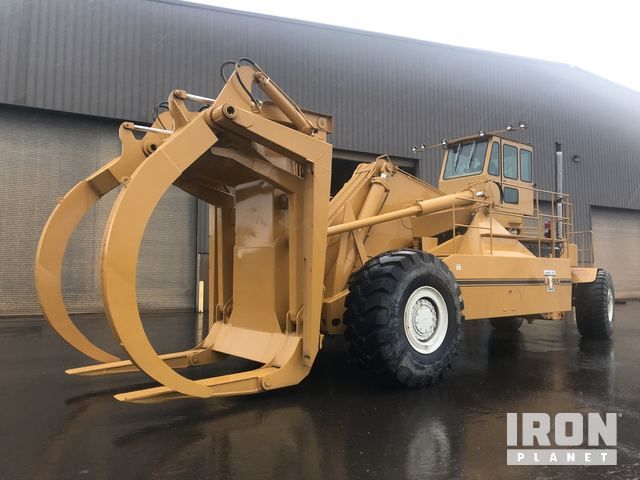 Wagner L490S Log Loader - Factory Rebuilt, Log Loader
