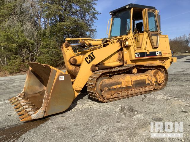 Cat 963B Crawler Loader, Crawler Loader