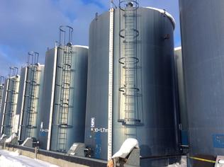 Drivstoff- & produkttanker