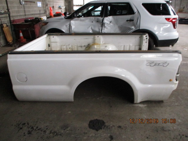 Dodge Ram Truck Bed For Sale >> Used Truck Bed From A 2009 Ford