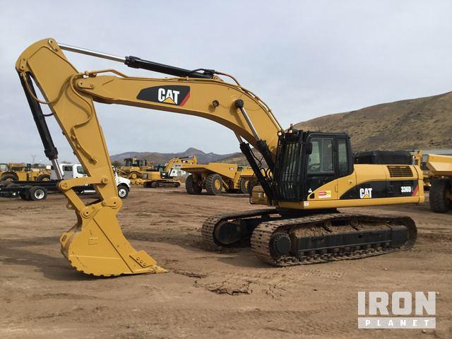 2010 Cat 336DL Track Excavator, Hydraulic Excavator