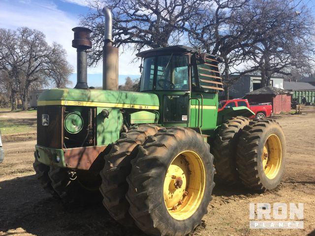 John Deere 8430 Articulated Tractor, 4WD Tractor
