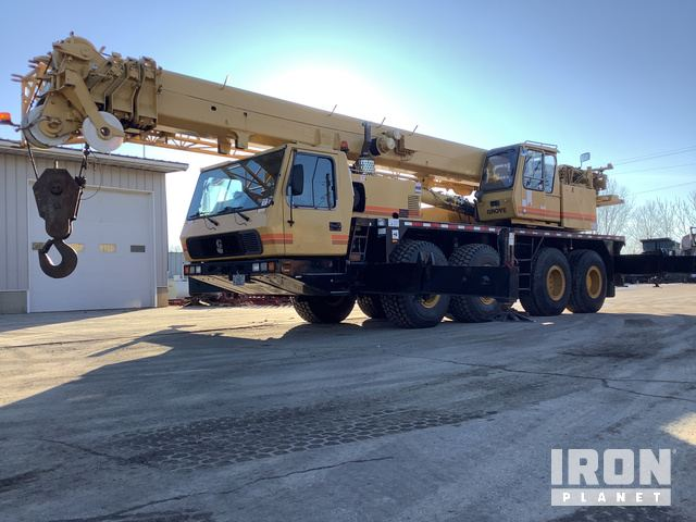 1998 (unverified) Grove GMK4070-1 All Terrain Crane, All Terrain Crane