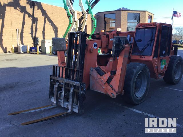 2012 (unverified) Lull 1044C-54 Series II Telehandler, Telescopic Forklift