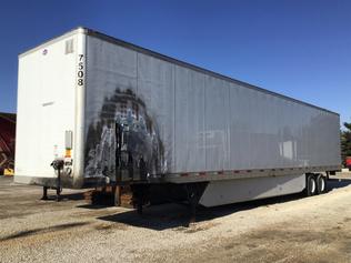 Släp för lastbilar