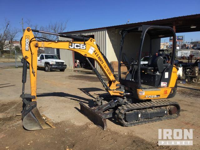 2015 (unverified) JCB 8029CTS Mini Excavator, Mini Excavator (1 - 4.9 Tons)