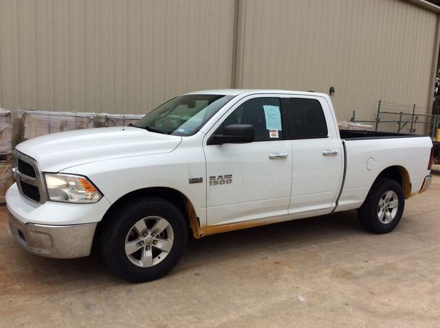 Used Trucks For Sale In Arkansas >> 2015 Ram 1500 Slt Crew Cab Pickup