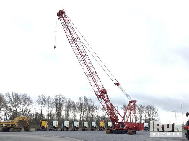 2011 Manitowoc 2250 Lattice-Boom Crawler Crane, Crawler Crane