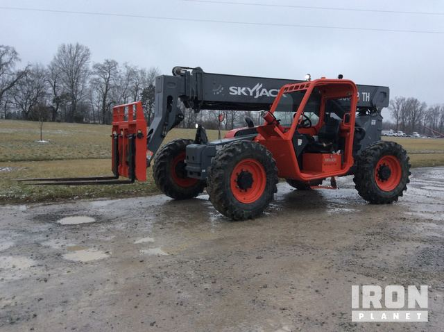 2017 Skyjack SJ643TH Telehandler, Telescopic Forklift