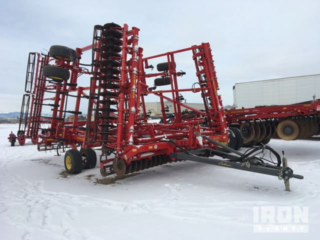 SunFlower 6333-34 Land Finisher, Cultivator