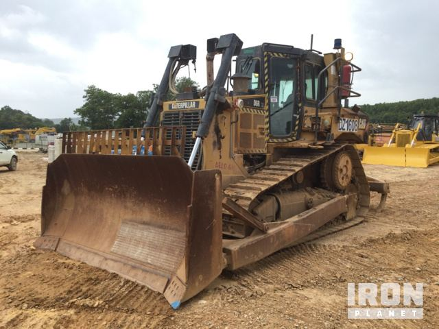 2011 Cat D6R XL Crawler Dozer, Crawler Tractor