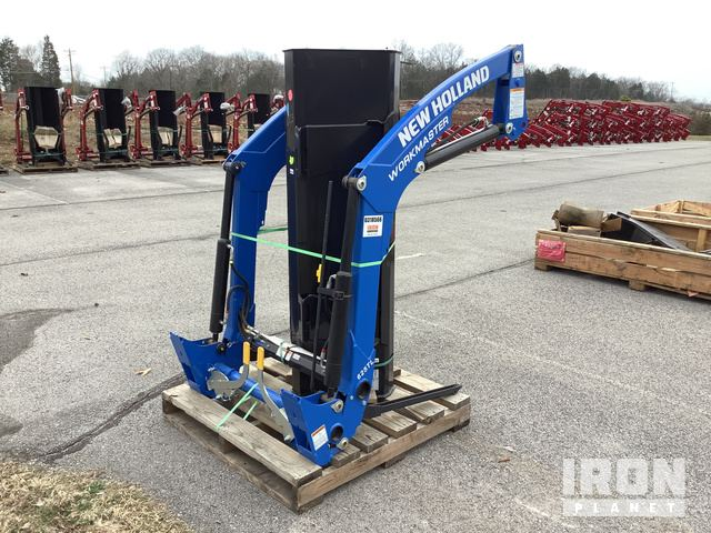 New Holland 625 TL Loader Attachment w/Bucket - Unused, Tractor Loader
