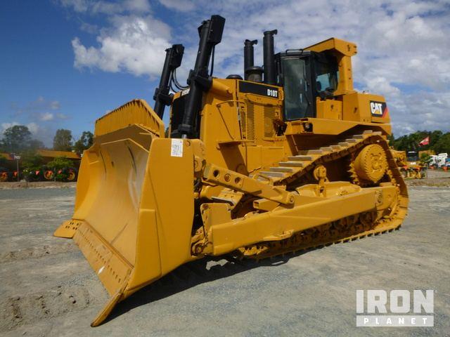 2010 Caterpillar D10T Crawler Tractor, Crawler Tractor