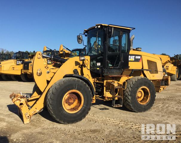 2016 Cat 930M Wheel Loader, Wheel Loader