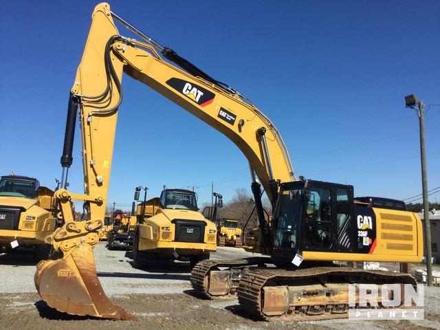 2018 Cat 336F L Track Excavator, Hydraulic Excavator