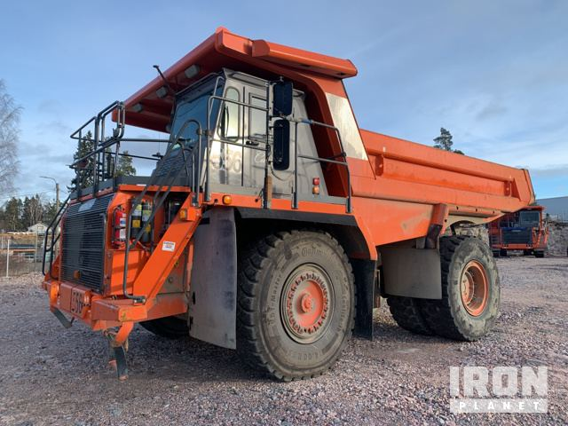 2014 Hitachi EH1100-5 Off-Road End Dump Truck, Rock Truck