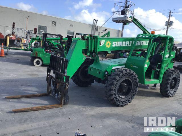2014 JLG 6042 Telehandler, Telescopic Forklift