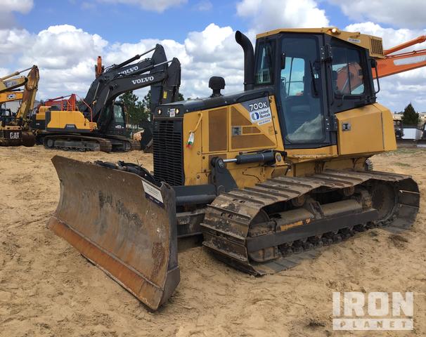 2013 John Deere 700K Crawler Dozer, Crawler Tractor