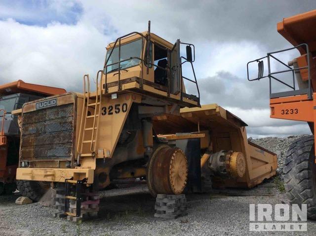Euclid R90 Off-Road End Dump Truck, Rock Truck