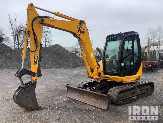 JCB 8080 Track Excavator, Parts/Stationary Construction-Other