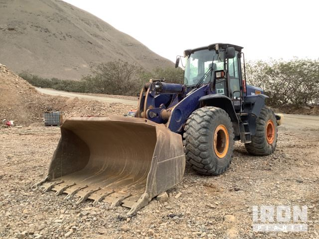 JCB 456ZX Wheel Loader, Wheel Loader