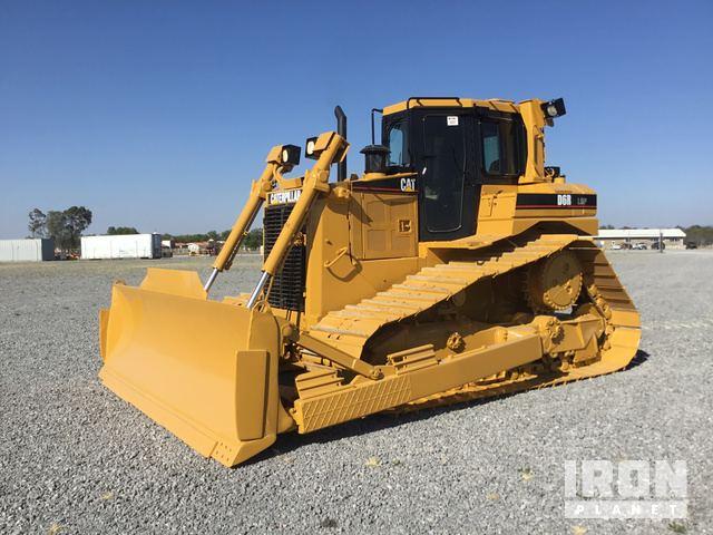 2005 Cat D6R LGP Series II Crawler Dozer, Crawler Tractor
