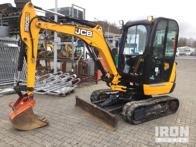 2015 JCB 8026CTS Mini Excavator, Mini Excavator (1 - 4.9 Tons)