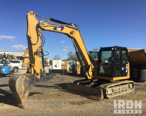 2015 Cat 308E2 CR SB Mini Excavator, Mini Excavator (1 - 4.9 Tons)