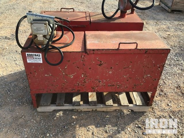 Toolbox/ Fuel Tank Combo w/ 12V Fuel pump;, Pipeline Miscellaneous - Other